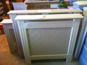 Various Sized MDF Covers with Nevada Screening Panels